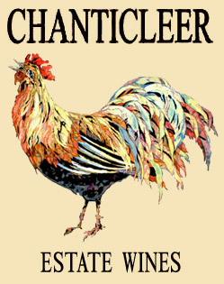 Chanticleer estate wines welcome for The chanticleer